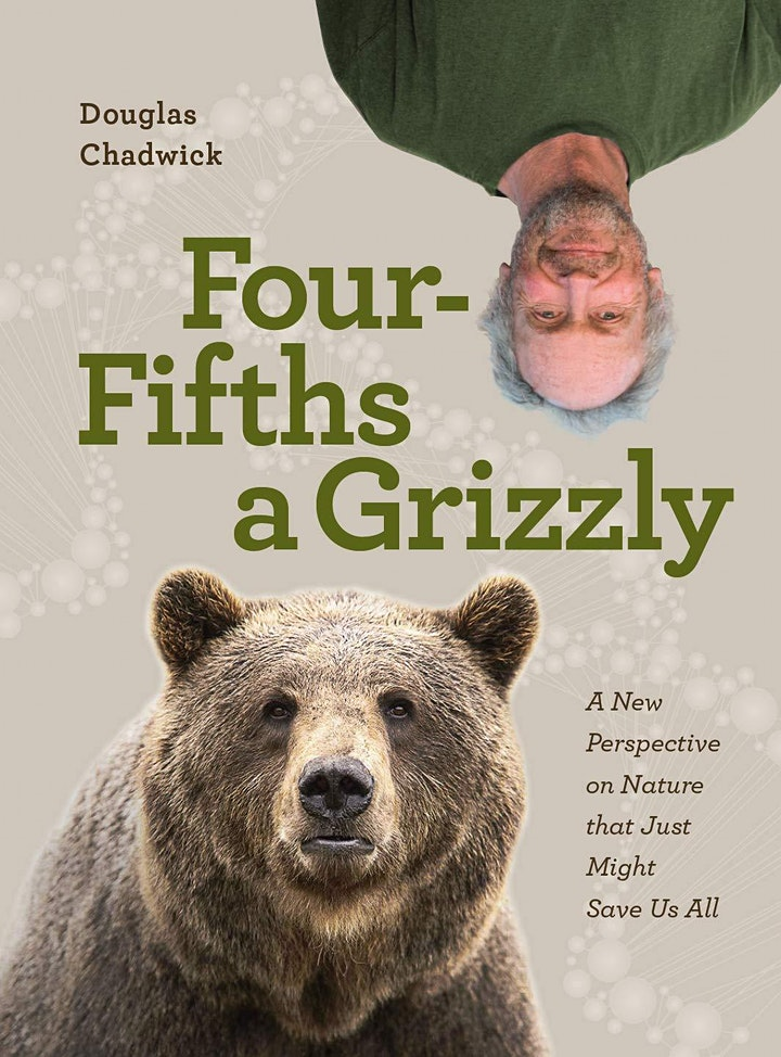 Books in Common NW: Rob Chaney, Cristina Eisenberg & Douglas Chadwick image