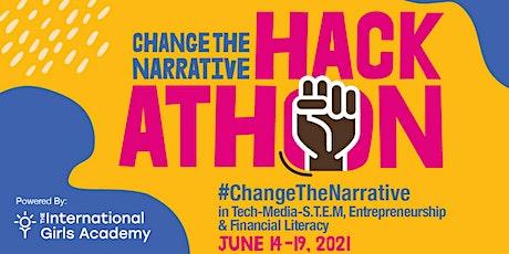 Let's Change The Narrative Virtual Hackathon biglietti