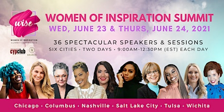 Women of Inspiration Summit 2021, powered by Branch Insurance tickets