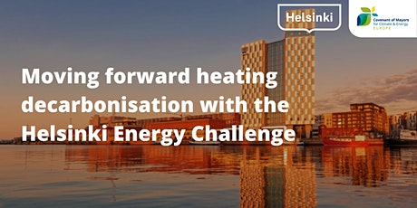 Moving forward heating decarbonisation with the Helsinki Energy Challenge tickets