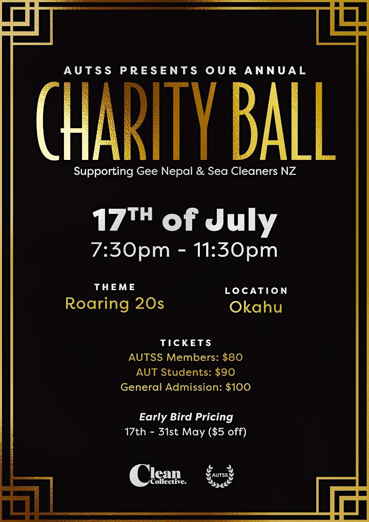 AUTSS Presents: Charity Ball 2021 image