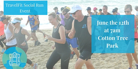 TravelFit Social Run and Coffee Event tickets
