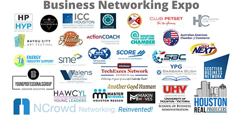 Business Networking Expo at The Houston Club tickets