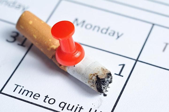 Stop Smoking Hypnosis Seminar image