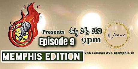 "Get Yo Azz On ""Roast Comedy Show"" Memphis Edition tickets"