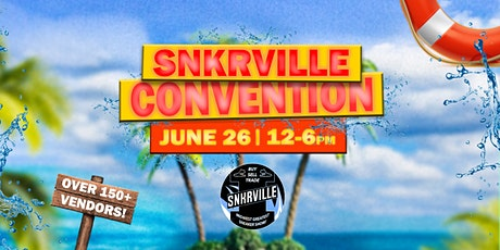 """Snkrville """"Midwest's Greatest Sneaker Show"""" tickets"""