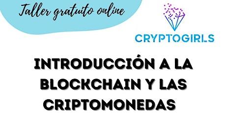 Copia de Taller Introductorio a la Blockchain y las criptomonedas entradas
