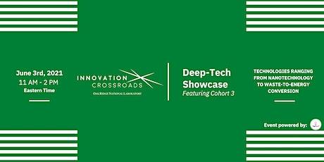 Innovation Crossroads Deep-Tech Showcase featuring Cohort 3 tickets
