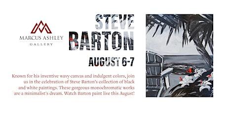 Steve Barton~Meet the Artist~August 6th & 7th tickets
