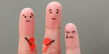 Webinar gratuito: ¿Por qué se destruye una relación de pareja? 15:30h entradas
