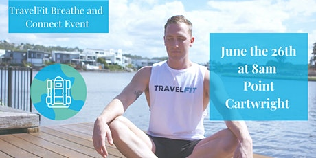 TravelFit Breathe and Connect Community Event with Chris Walker tickets