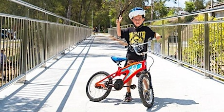 Training wheels to two wheels (Ashmore) tickets