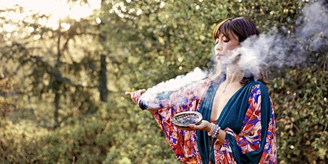 Full Moon Ceremony with Sound + Energy Healing and Messages from Beyond tickets