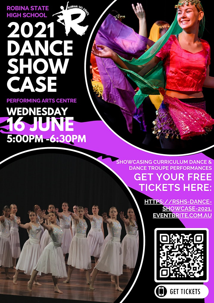 Robina SHS 2021 Dance Showcase image