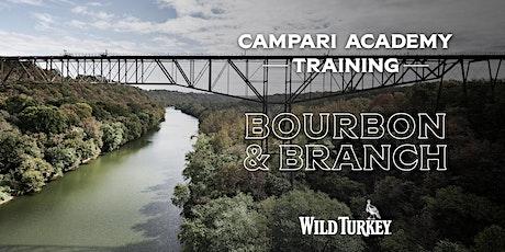 NEWCASTLE - BOURBON & BRANCH WITH WILD TURKEY tickets