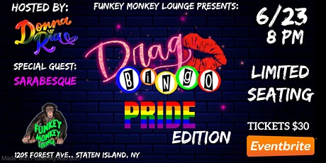 Drag Queen Bingo: Pride Edition tickets