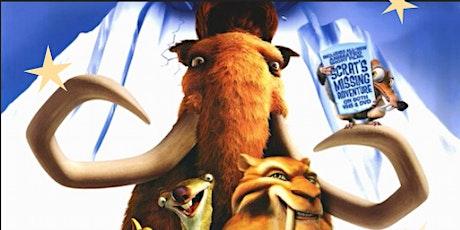 Family Movie Night - ICE AGE tickets