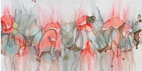 Alcohol Ink & Bubbles Workshop tickets