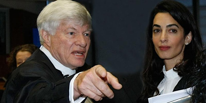 BOOK LAUNCH: Who Owns History? By Geoffrey Robertson QC image