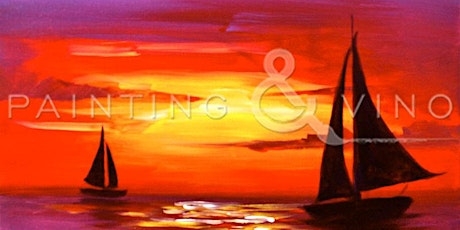"""Sip & Paint """"Sailboats"""" Rip Current Brewing tickets"""