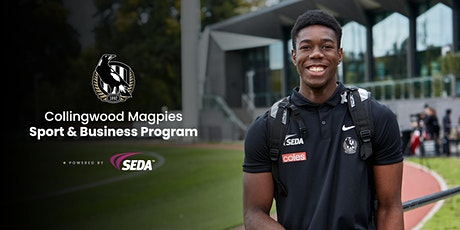 Collingwood Magpies Sport & Business Program Information Session tickets