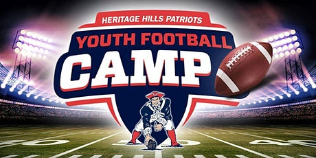 2021 Patriot Football Youth Summer Camp tickets