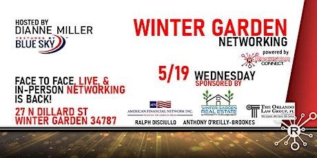 Winter Garden Rockstar Connect Networking Event (May, near Orlando) tickets