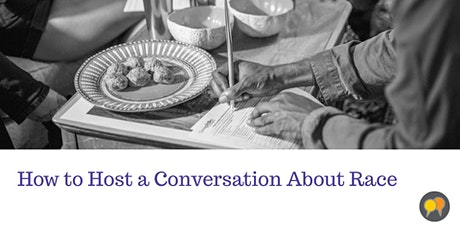 How to Host a Conversation About Race tickets