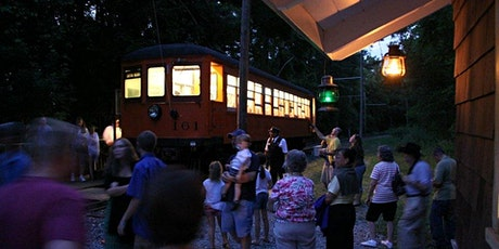 Trolleys and Trains at Twilight tickets