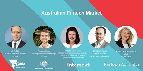 The Australian Fintech Market tickets