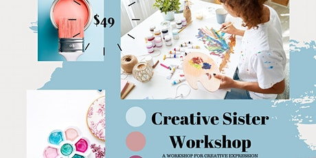 Creative Sister Workshop tickets