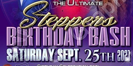 THE ULTIMATE STEPPERS BASH tickets