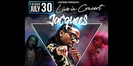 JACQUEES LIVE IN CONCERT boletos