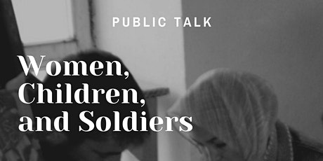 Women, Children, and Soldiers in the contemporary Peace and Security challe tickets
