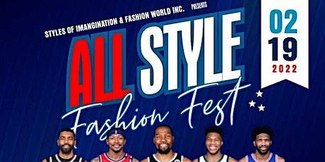 All-Star Fashion Fest 2022- Cleveland Ohio tickets