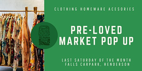 Pre-loved Market Pop Up tickets