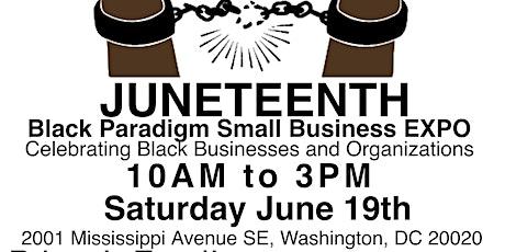 Black Paradigm Small Business Expo 2021 tickets