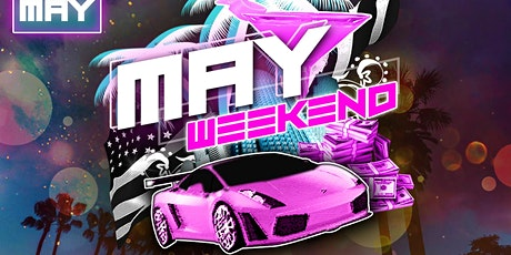 May Weekend tickets