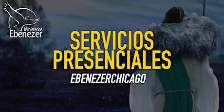 Servicio General viernes 21 de Mayo tickets