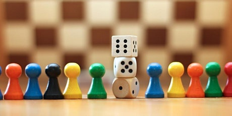 School Holidays Activities - Board Games and Marble Run tickets