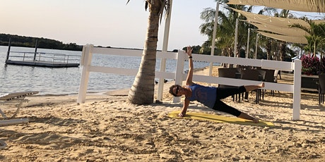 Core and Cardio HIIT on the sand with Randie tickets