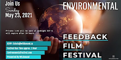 Environmental Feature Film Festival this Sunday – Stream for FREE all day tickets