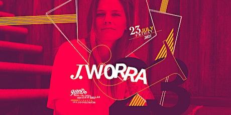 J Worra at It'll Do Club tickets