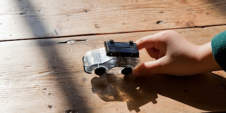 STEM Workshop Solar Powered Car (8 to 15 years) at Dundas Library tickets