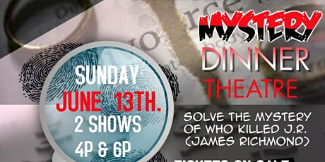 THE DIVORCE PARTY MYSTERY DINNER THEATER tickets