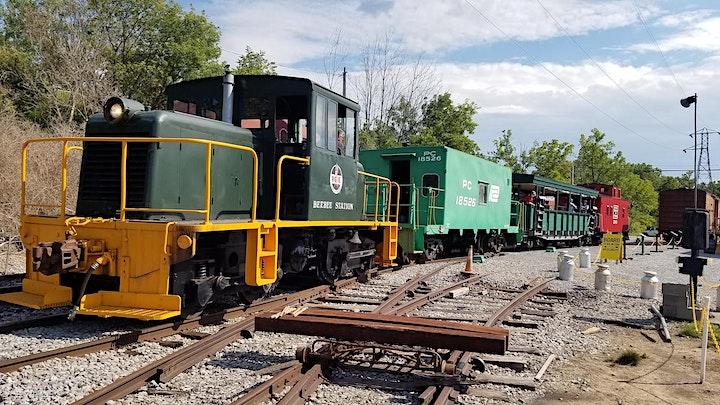 Classic Cars & Train Rides image