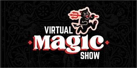 Virtual Magic Show: Jimmy Ichihana x Hellcats USA tickets