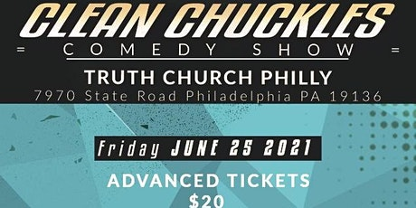 Clean Chuckles Comedy Show tickets