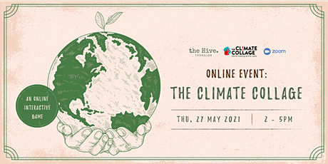 Online: The Climate Collage tickets