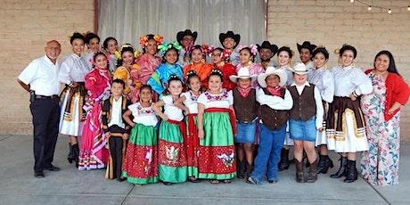 Friday Family Happy Hour - Ballet Folklorico y Marimba de Fresno tickets